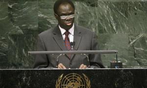 Mjumbe mpya maalumu wa katibu Mkuu wa Umoja wa mataifa nchini Burundi Michel Kafando. Picha: UM/Ky Chung