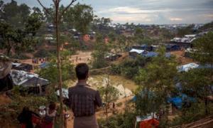 Takriban nusu milioni wa wakimbizi wa Rohingya wanaoishi Kutupalong wanahofiwa kunyanyazwa na kuingizwa katika biashara ya usafirishwaji haramu wa wanadamu. Picha: Muse Mohammed / IOM