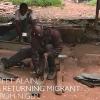 Alain, Mkimbizi mjasiriamali aliyejitolea kurudi nyumbani toka uhamiaji Libya.