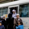 Kituo cha afya ya uzazi zcha muda katika eno la Sheikh Maqsoud mjini Aleppo, nchini Syria. Picha: UNFPA