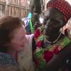 Mkurugenzi Mtendaji wa shirika la Umoja wa Mataifa la kuhudumia watoto, UNICEF Henriette H. Fore (kati). Picha: UM/Video Capture