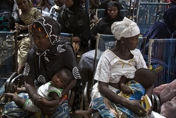Waathiriwa wa mapigano -Mali(Picha@MINUSMA)