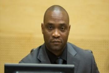 German Katanga wakati wa hukumu yake hii leo huko The Hague, Uholanzi. (Picha: © ICC-CPI)