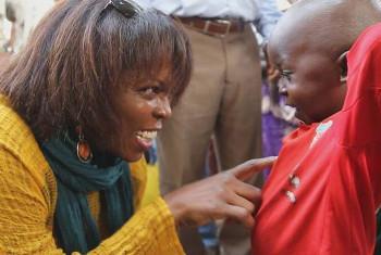 Mkurugenzi Mkuu wa WFP, Ertharin Cousin. Picha: WFP(UN News Centre)
