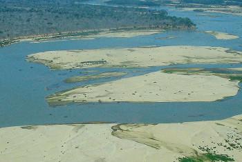 mbuga ya hifadhi ya Selous, tanzania @Evergreen/UNESCO