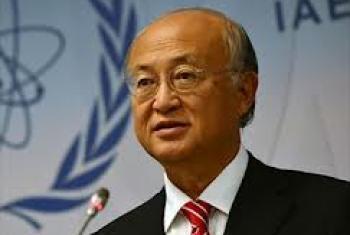 Yukio Amano,Mkurugenzi Mkuu wa IAEA. (Picha@UN Maktaba)