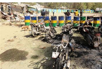 Uhalifu uliofanywa na kikundi cha Boko Haram mjini Kano, Nigeria.