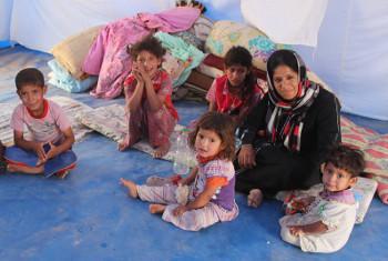@UNHCR/ C. Robinson