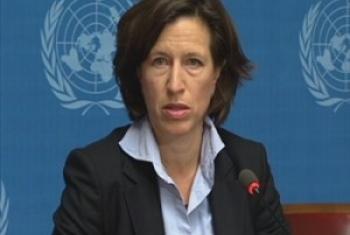 Melissa Flemming, msemaji wa UNHCR Geneva. (Picha@UM/Maktaba)