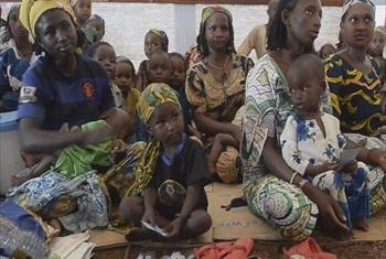 Wakimbizi wa CAR walioko Cameroon. (Picha@Unifeed)