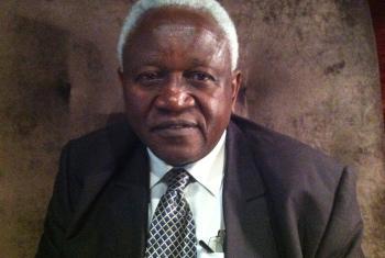 Ludovic Utouh, mjumbe wa Bodi ya Ukaguzi wa Umoja wa Mataifa