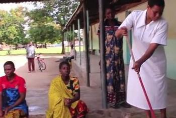 Elvina-Mkunga Tanzania. Picha@UNFPA