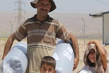 Wakimbizi wa Syria Picha@UNHCR
