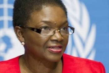 Mkuu wa OCHA, Bi. Valerie Amos (Picha ya UM)