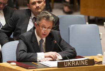 Yuriy Sergeyev, Balozi wa Ukraine katika Umoja wa Mataifa. Picha@