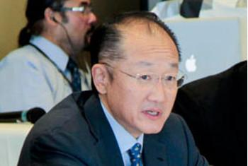 Rais wa Benki ya Dunia Dkt. Jim Yong Kim. Picha: