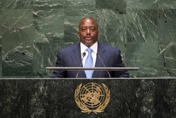 rais wa Jamhuri ya Kidemokrasia ya Congo, DRC, Joseph Kabila - picha ya