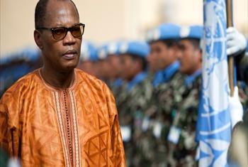 Dkt. Mohammed Ibn Chambas, Mwakilishi mpya wa katibu mkuu wa Umoja wa Mataifa huko Afrika Magharibi. (Picha:UN /Albert Gonzalez Farran)