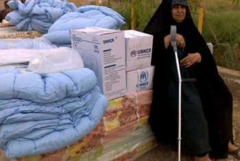 Mkimbizi kutoka Iraq(Picha ya UNHCR)