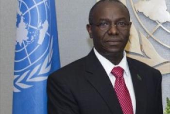 Balozi Tuvako Manongi, Mwakilishi wa kudumu wa Tanzania kwenye Umoja wa Mataifa. (Picha:UN/Rick Bajornas)