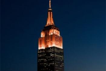 Jengo la Empire State jijini New York. (Picha hisani ya ESRT Empire State Building, L.L.C.)