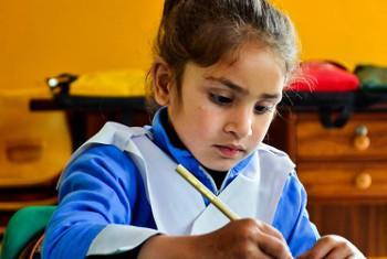 Picha: UNICEF/Pakistan/Sami Malik