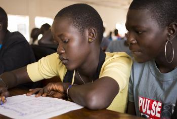Nchini Sudan Kusini(Picha ya UM/JC McIlwaine)