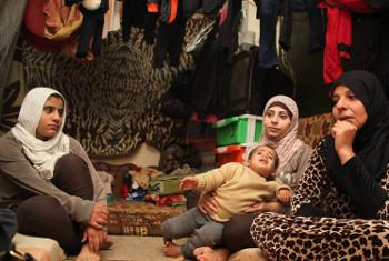 Picha:2014/UNRWA/Taghrid Mohammad