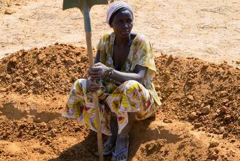 Hapa ni mjini Dan Kada nchini Niger eneo la Sahel, ambako upatikanaji wa chakula ni changamoto.(Picha:UM/WFP/Phil Behan)