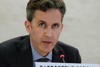 David Kaye. (PICHA:UN/Jean-Marc Ferré)