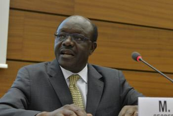 Katibu Mkuu wa Kamati ya Umoja wa Mataifa ya Biashara na Maendeleo, UNCTAD, Mukhisa Kituyi.(Picha:UM/Jean-Marc Ferre)