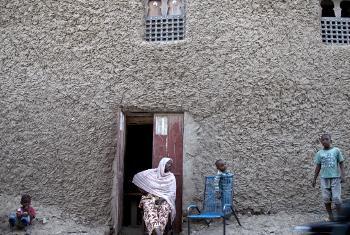 Wakazi wa Timbuktu, Rwanda.(Picha:UM/Marco Dormino)