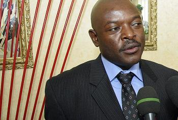 Pierre Nkurunziza aapishwa kama rais wa Burundi. (Picha:UM/Mario Rizzolio/maktaba)