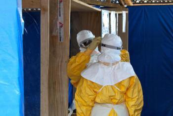 Mlipuko wa Ebola ni miongoni mwa mizozo ya kiafya iliyotikisa dunia.(Picha: