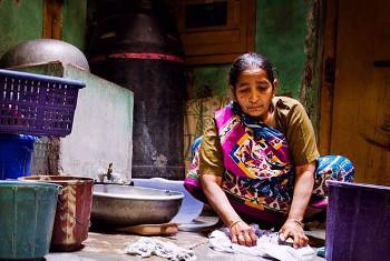 Bado kuna wanawake zaidi ya milioni 11 katika utumwa duniani kote. Picha: ILO