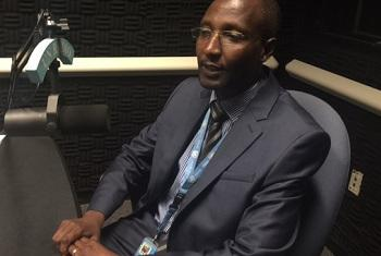 Mutuma Ruteere, Mtaalamu wa haki za binadamu kuhusu ubaguzi wa zama za kisasa.(Picha:Idhaa ya Kiswahili/G.Kaneiya)