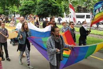 Maandamano ya LGBTI (Picha:OHCHR/Joseph Smida)