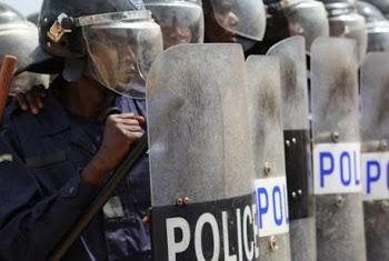 Polisi ya DRC. Picha ya MONUSCO/Myriam Asmani