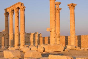 Maeneo ya urithi Syria.(Picha:©UNESCO/F. Bandarin)