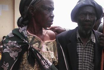 Wazee wakisaka huduma ya afya nchini Tanzania.(Picha/Idhaa ya kiswahili/Tumaini Anatory)