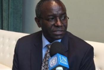 Balozi Tuvako Manongi, mwakilishi wa kudumu wa Tanzania kwenye Umoja wa Mataifa. (Picha:UN/Idhaa ya Kiswahili/Joseph Msami)