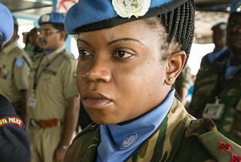 Walinda amani wanawake huko DRC.(Picha:UM/Isaac Alebe Avoro Lu'ub)