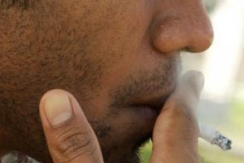 Uvutaji sigara. (Picha:Unifeed/Video capture)