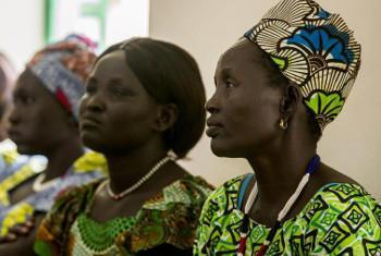 Wanawake Sudan Kusini. Picha:Photo/JC McIlwaine