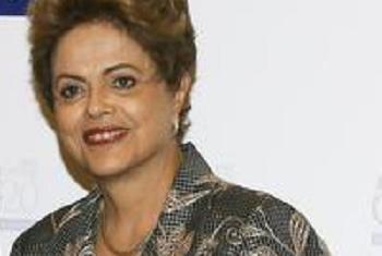 Aliyekua Rais wa Brazil Dilma Rousseff. Picha:
