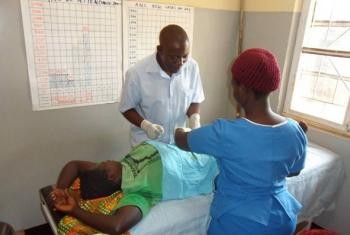 Huduma bora ya afya ya uzazi inawezesha kukabiliana na ujazito usio wa kupangwa.(Picha:UNFPA/Uganda)