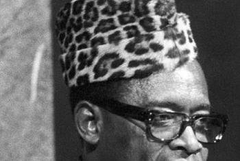 Joseph-Desiré Mobutu enzi zake.