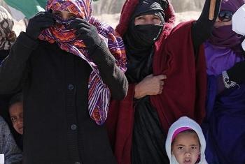 Wakimbizi wa Sahrawi kambini Smara, Algeria. Picha: