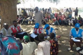 Wafanyi kazi wa UNHCR waachiliwa huru. Picha: UNHCR