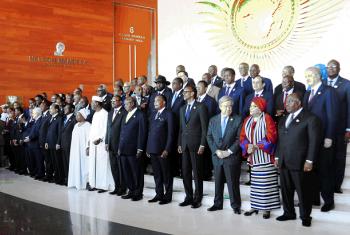 Muungano wa Afrika unaondelea mjini Addis Ababa nchini Ethiopia. Picha: